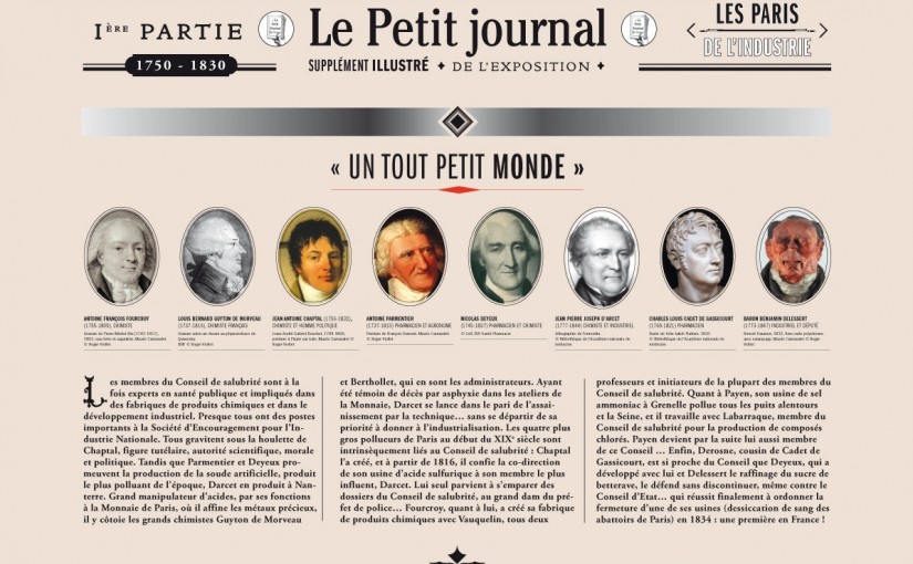 JOURNAL D'EXPO HISTORIQUE