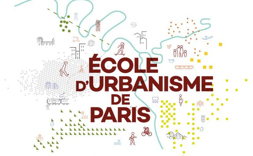 LOGOTYPE ECOLE URBANISME PARIS