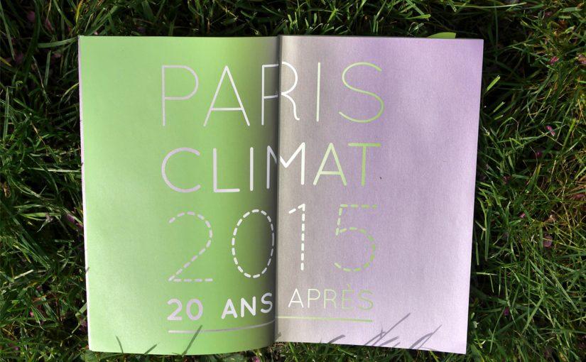 LIVRE PARIS CLIMAT 2015