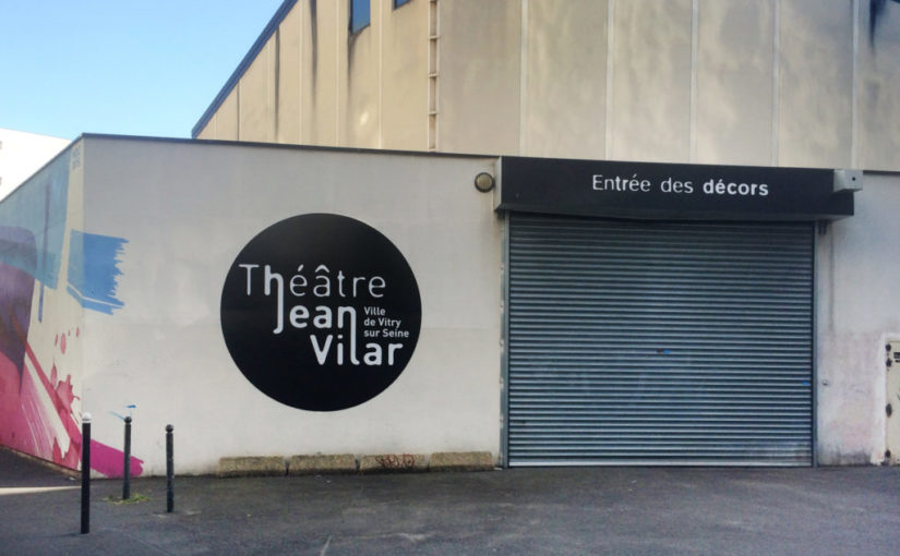 SIGNALETIQUE THEATRE