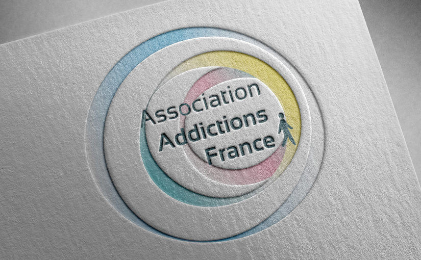 NOM & LOGO ADDICTIONS FRANCE